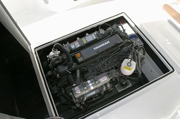 Faeton 780 Open Moraga motor