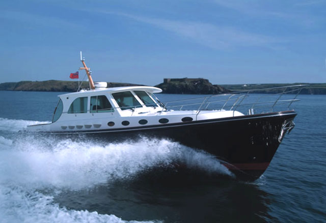 Barco a Motor Dale Nelson Classic 45