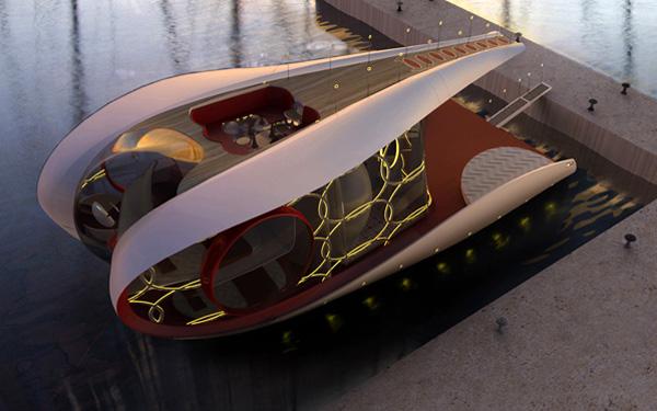 Tofi - barcos insólitos