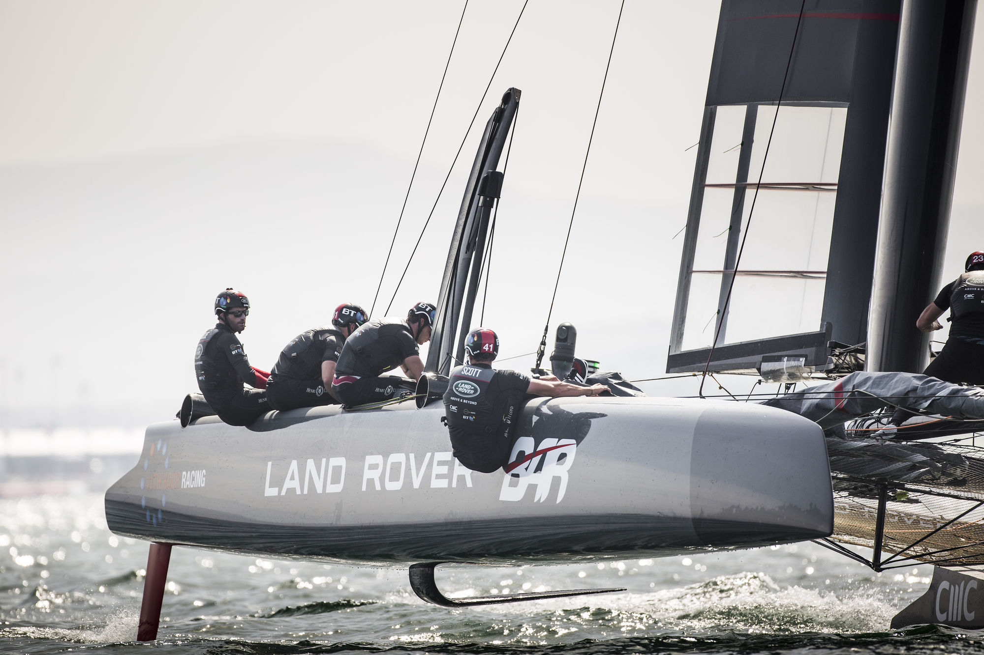 The Louis Vuitton Americas Cup World Series