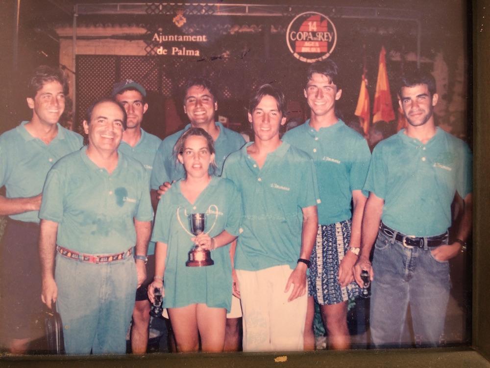 Alex Laplaza Copa del Rey 1995