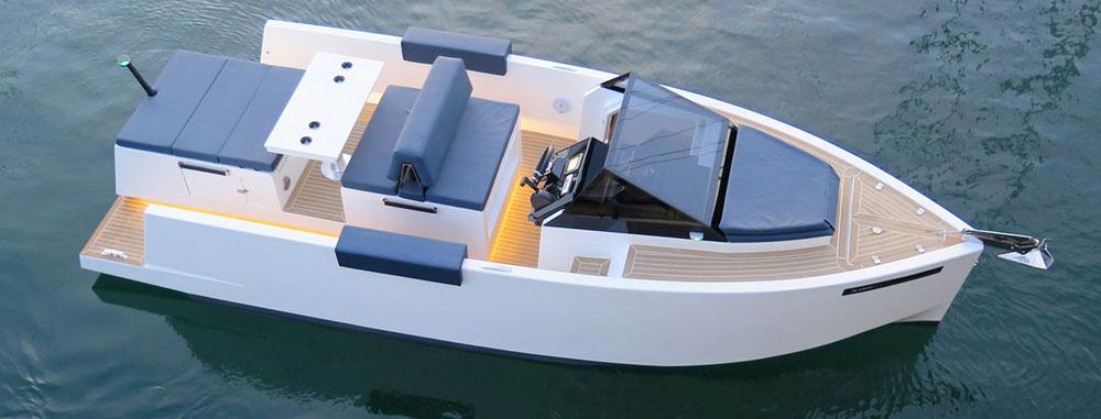 Barco a motor Antonio-D23