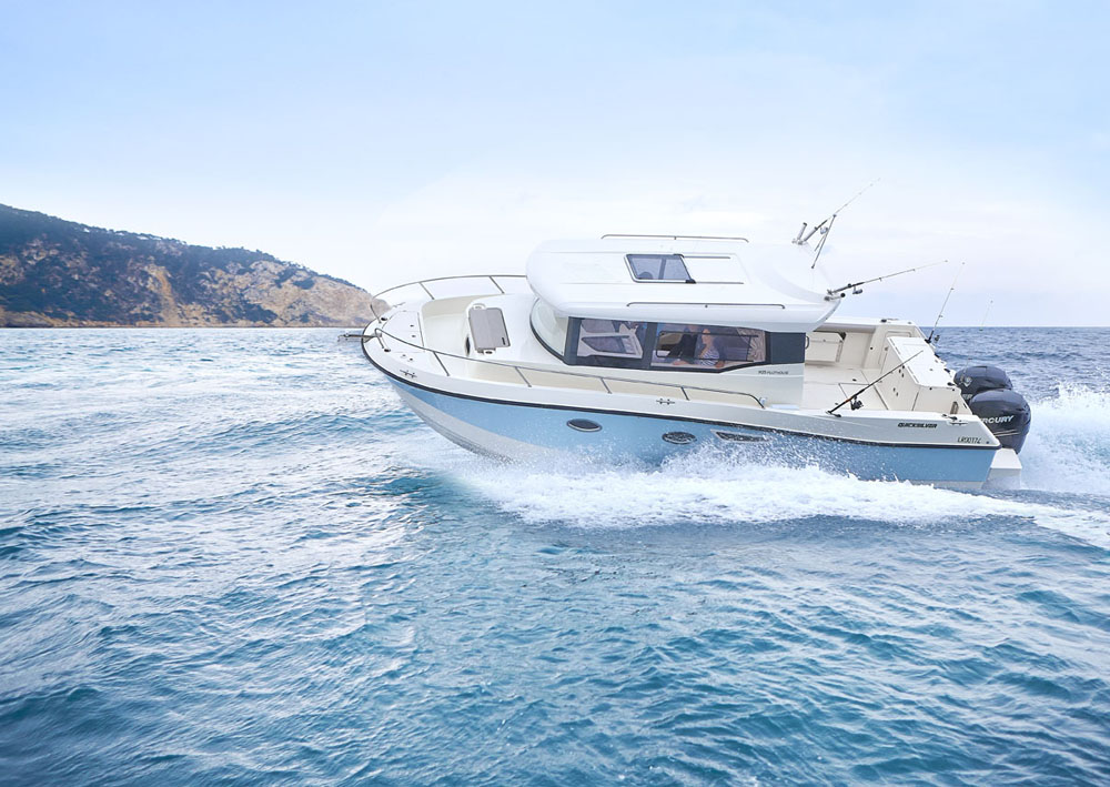 Quicksilver-905 Pilothouse