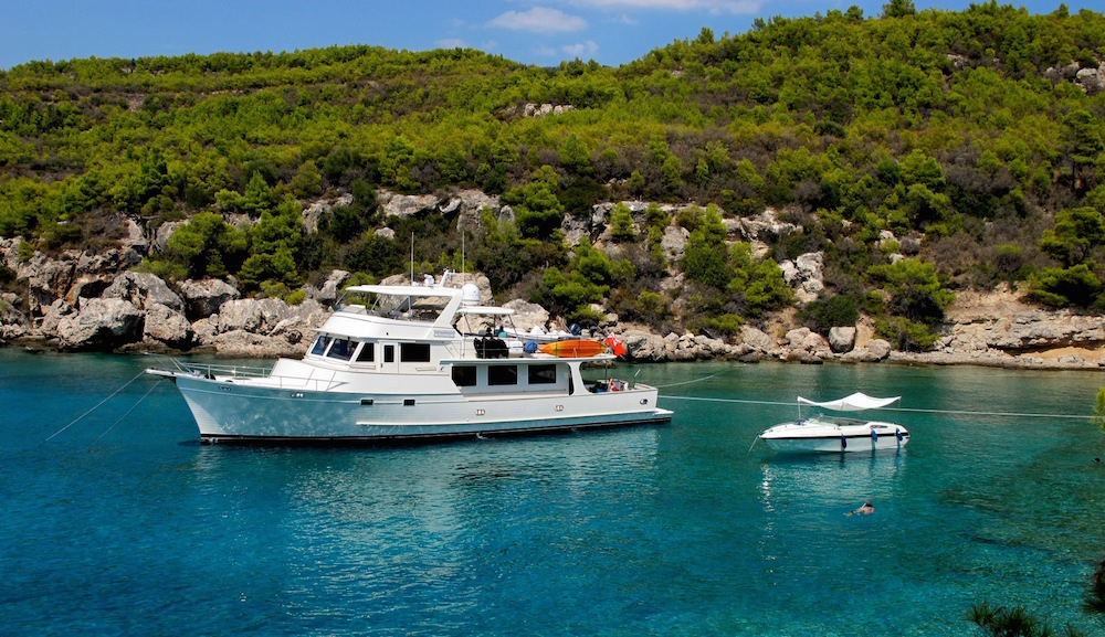 Barco a motor Fleming 78