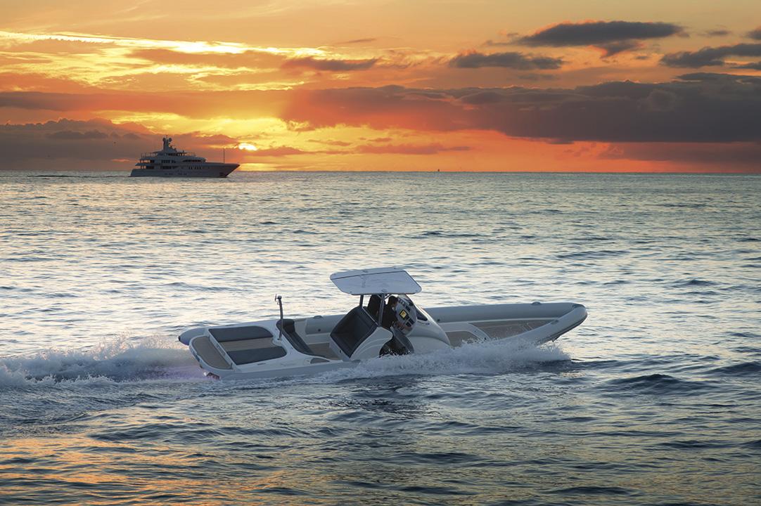 Brexit boats Auxiliar Scorpion Selene