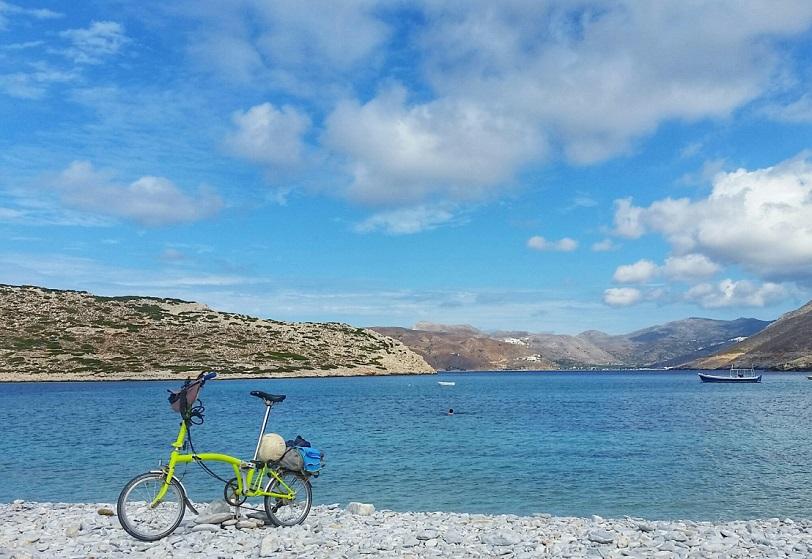 Cicladi - Brompton bicicleta by Vieri Cammelli