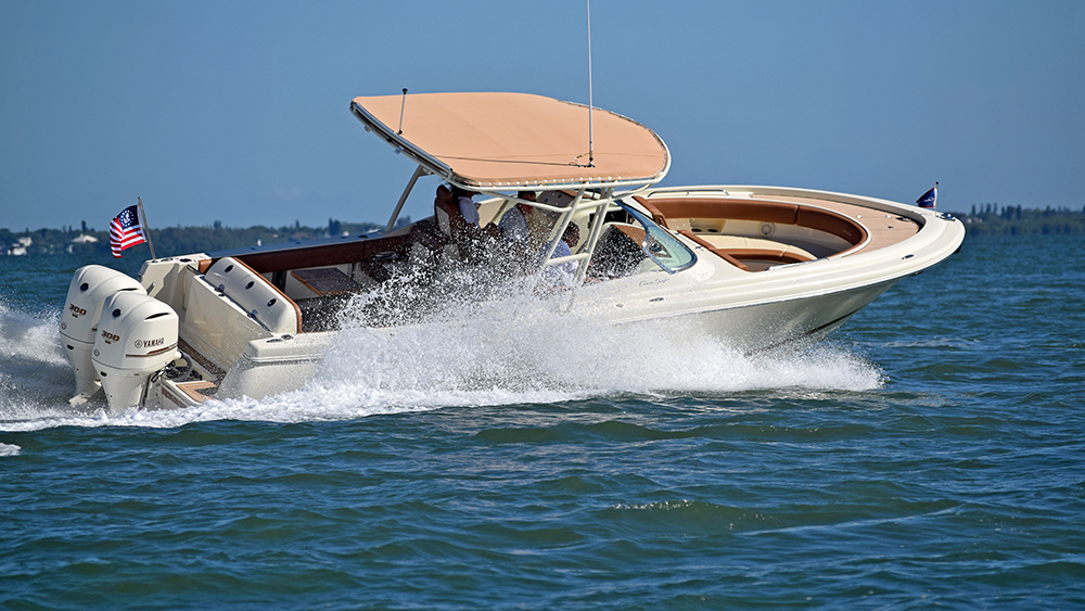 Lancha Chris Craft Calypso 30