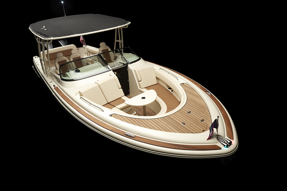 Chris Craft Calypso 30_ plano