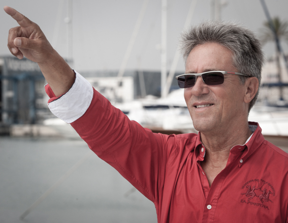 Jordi Senties, presidente de FADIN