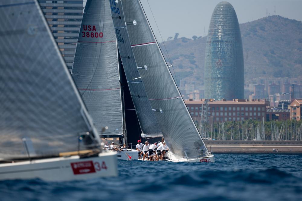 ORC Barcelona crucero regata y velas competición