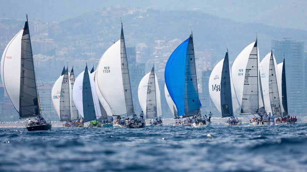 ORC Barcelona crucero regata empopadas