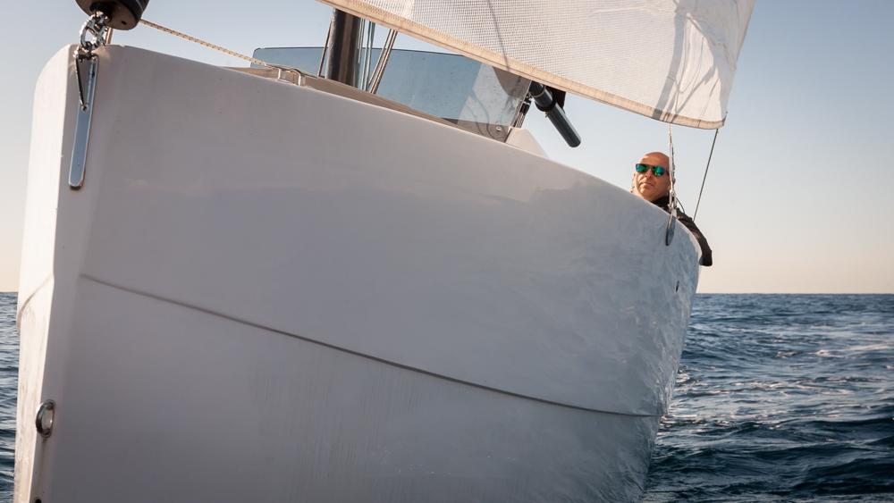 Raúl Gonzalo NUVA Yachts MS6