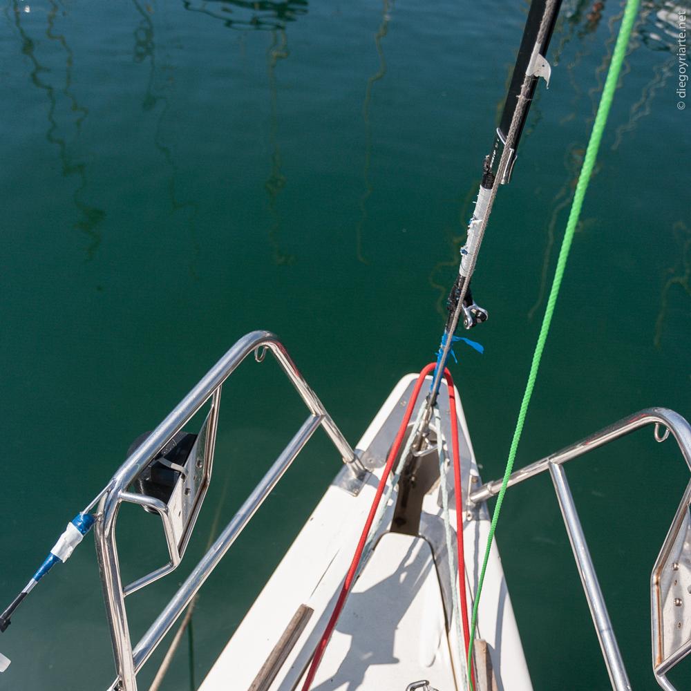 Crucero-regata doble guía