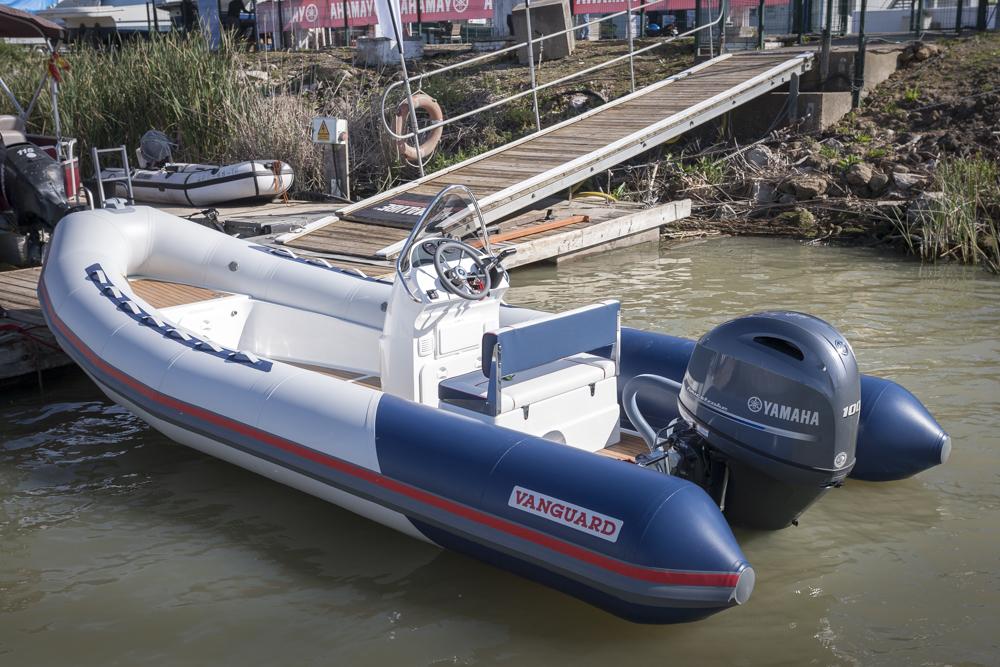 Yamaha F100 combinado con Vanguard DR 560 Family