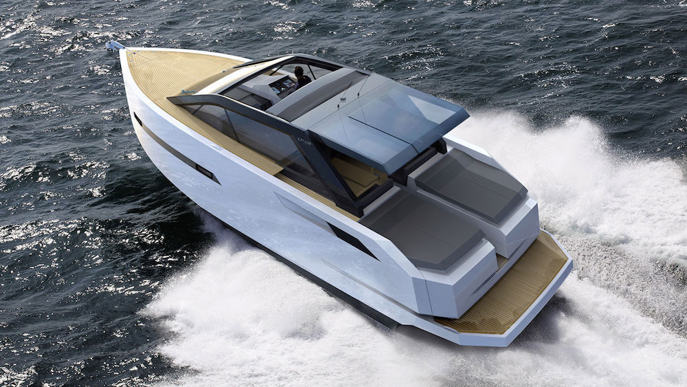 De Antonio Yachts  - De Antonio D 43
