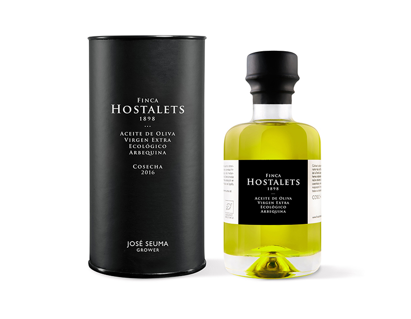 Aceite oliva FINCA HOSTALETS A Eco 100ml