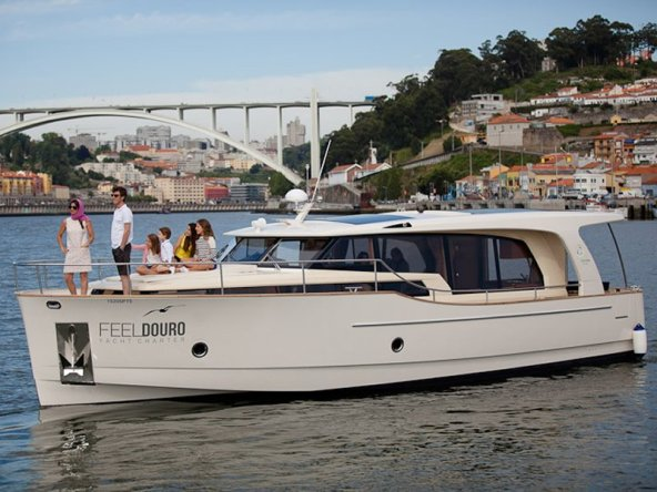 barco charter Rio Douro