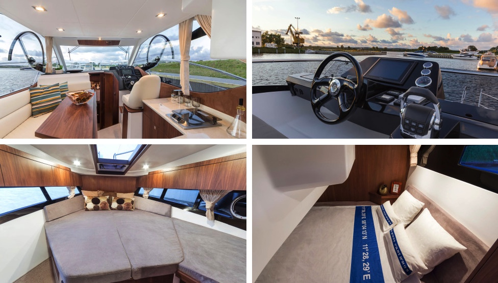 Galeon 300 Fly comp