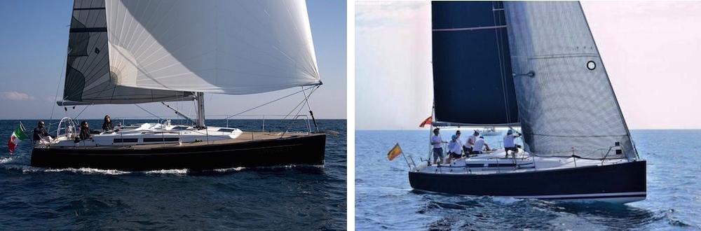 Velero Grand Soleil 37 crucero y regata