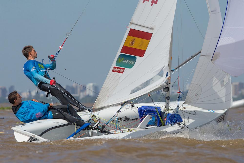 Jordi Xammar clase 470