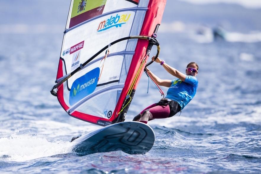 Vela Olímpica: Marina Alabau en Hyeres 2016