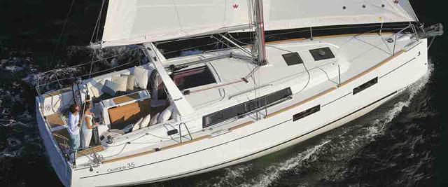 Beneteau Oceanis-35