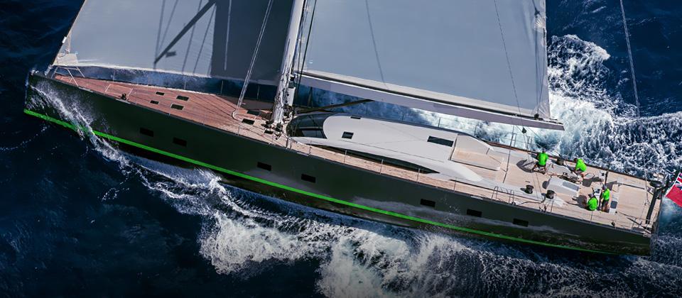 Pintar el barco Baltic 108 WinWin