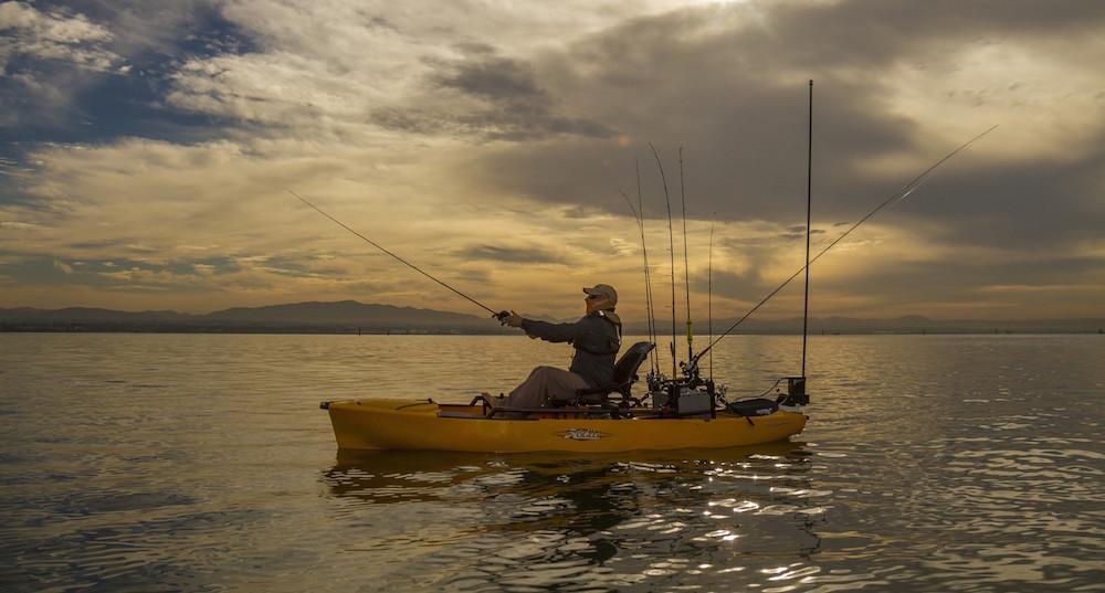 Barco de pesca  Kayak Hobie ProAngler 12