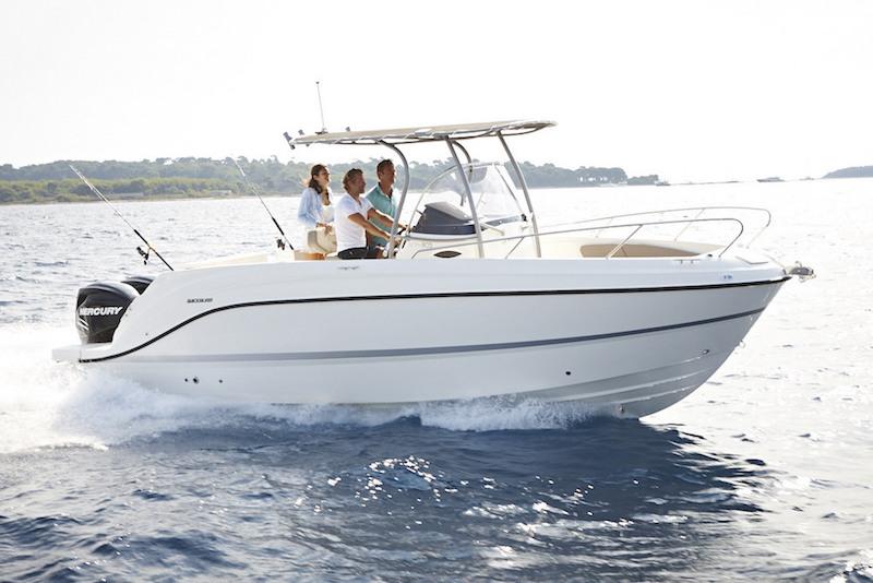 comprar barco a motor - pesca paseo walkaround