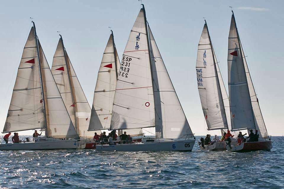 Business Yachtclub Barcelona Regata J/80