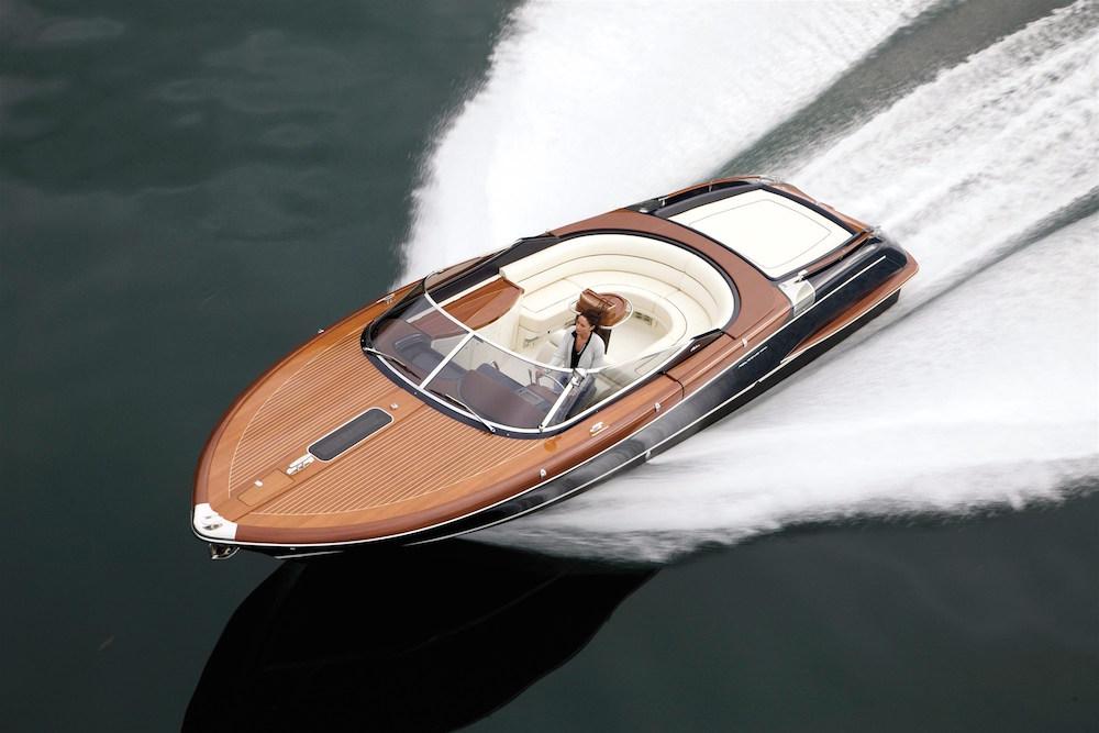 barco a motor Riva Aquariva Super