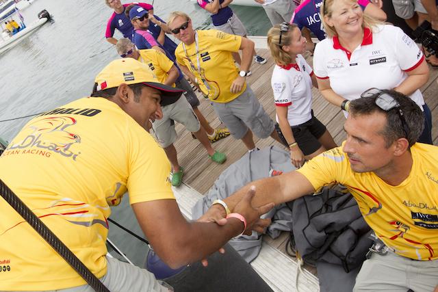 Diego Torrado Alicante Volvo Ocean Race ADOR