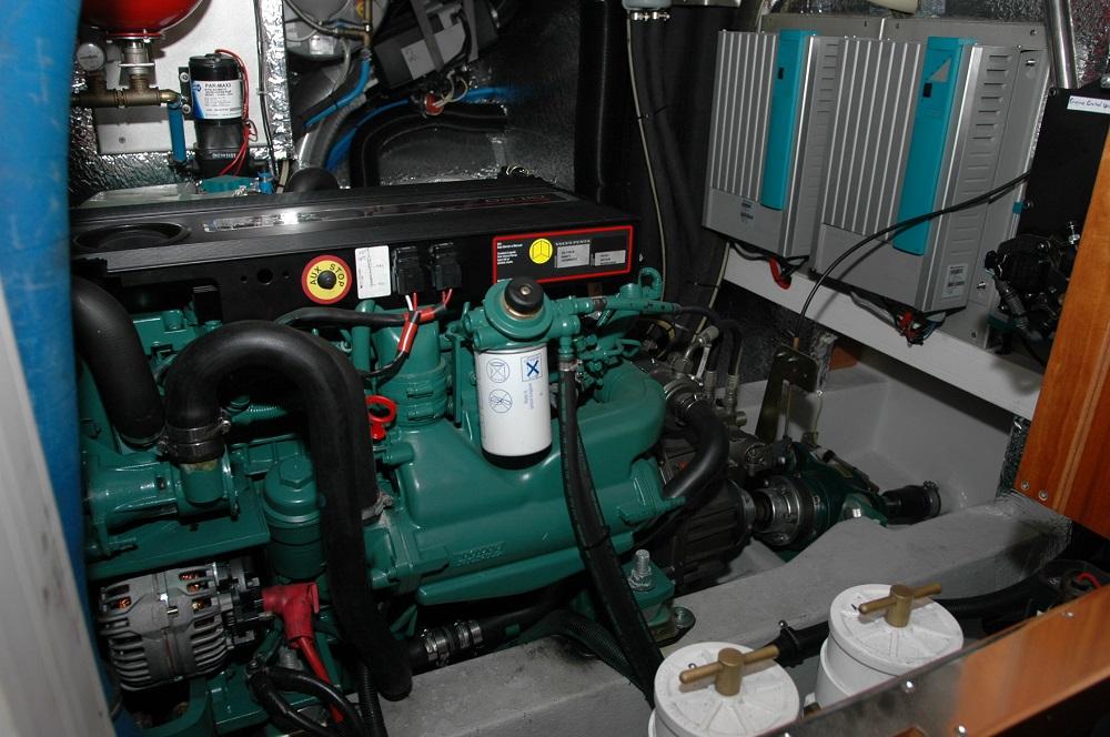 Ruidos y vibraciones en el barco 2