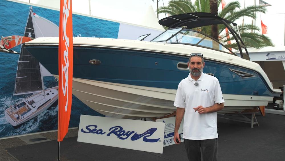Sea Ray 250 SLX Diego Yriarte