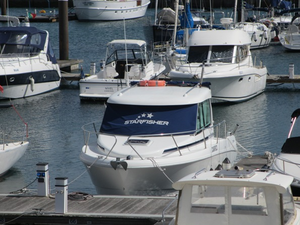 barco de pesca Starfisher