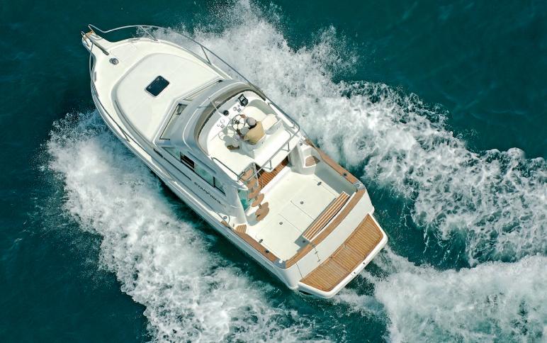 El Starfisher 840 promete seguridad y tranquilidad en los cruceros con la familia