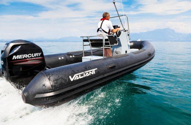 barco de pesca Valiant SF 550