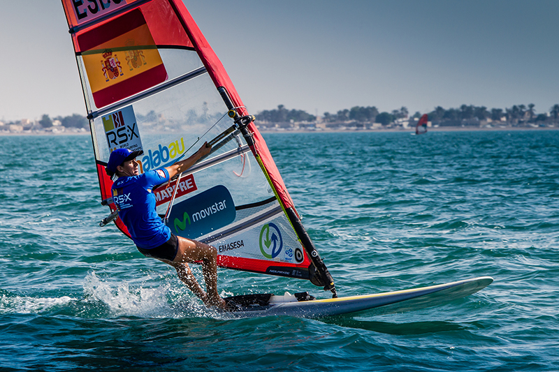 Vela Olímpica Marina Alabau