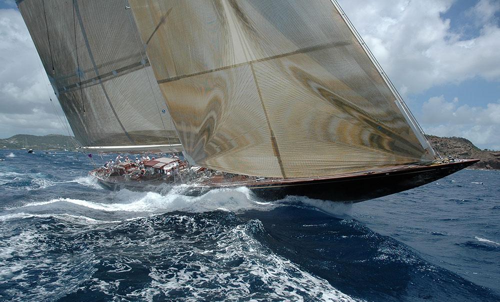 velero Velsheda J Class
