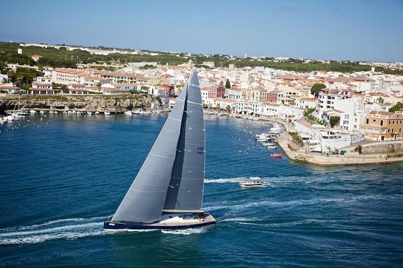 Menorca Maxi Regata Villacarlos Cala Fonts