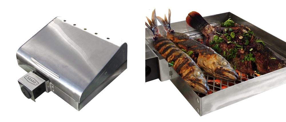 barbacoa nautica asado grill