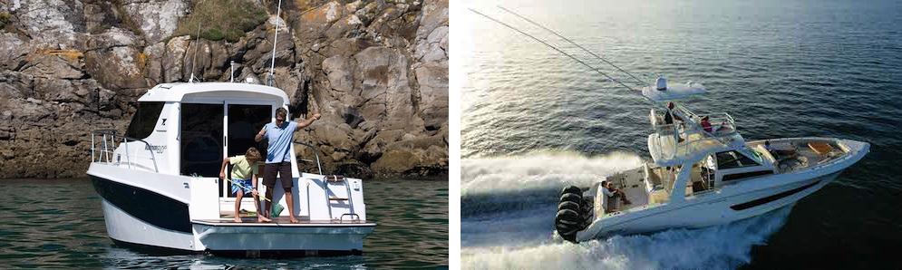 barco a motor de pesca
