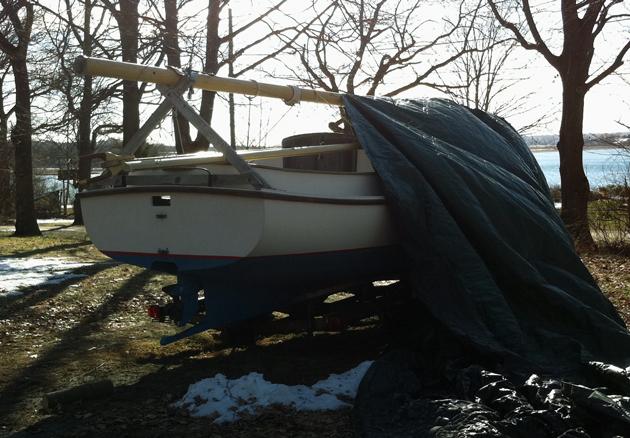 Cómo cubrir nuestro barco