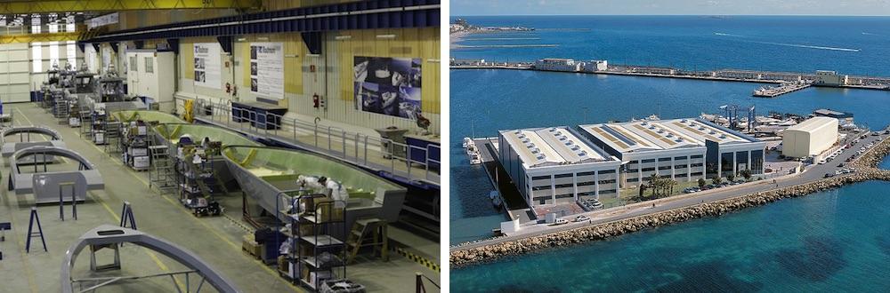 sector nautico astilleros