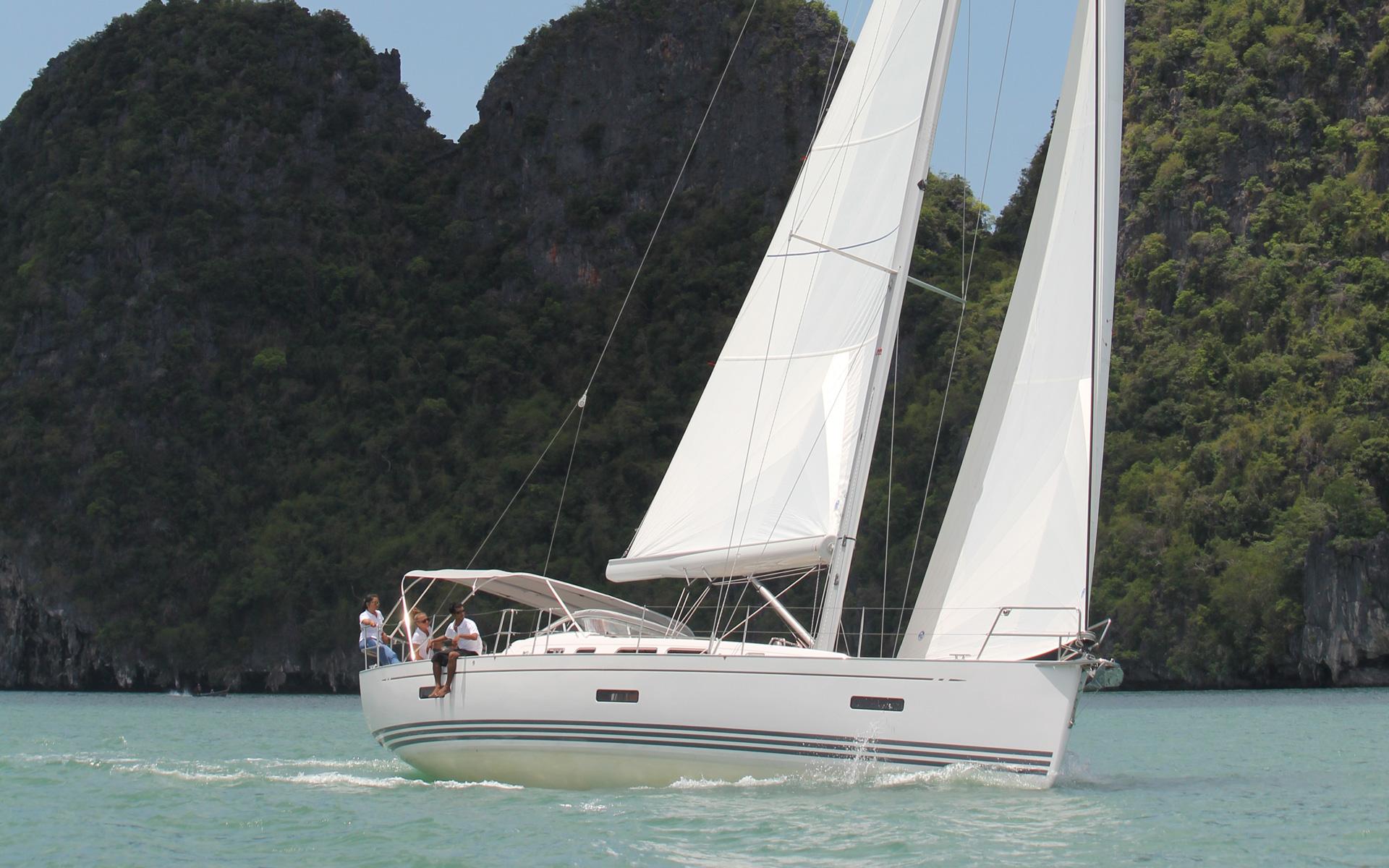 X Yachts xc-45 - a vela