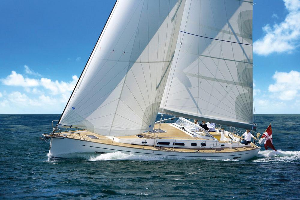 Prueba X-Yachts Xc 45: Más rápido, más luminoso, más elegante