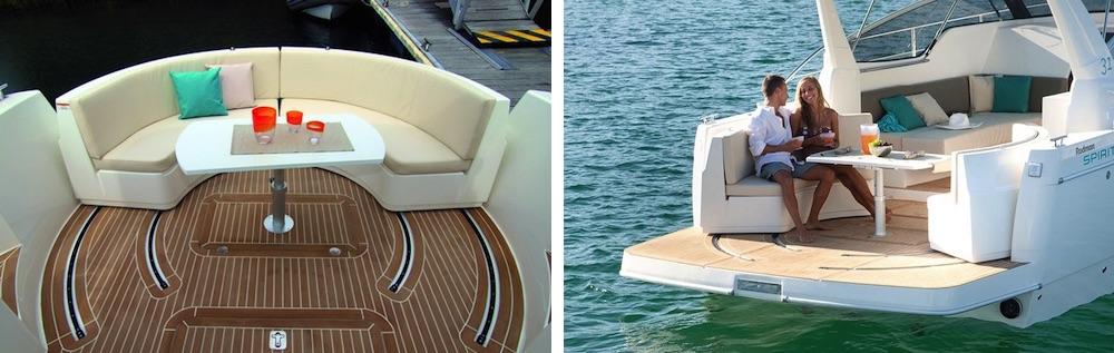 8 barcos a motor de diseño innovador - boats.com