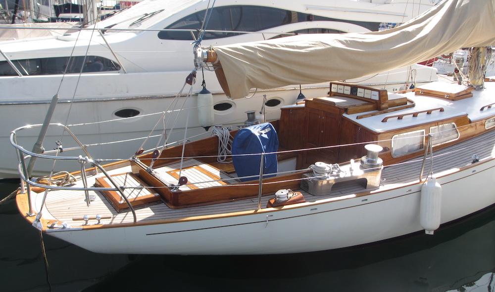 Mantenimiento del barco c mo cuidar nuestro barco for Que es la veta de la madera